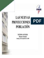 Población Chilena INE