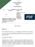 014. Celia S. Vda. de Herrera v. Emelita Bernardo, Et Al.,