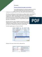 SAP Parámetros de Usuario
