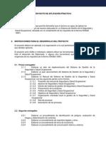 Proyecto OHSAS 18001