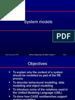 3-1 System Models