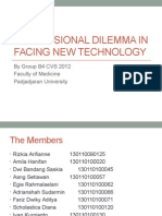 1 Professional Dilemas in Facing New Technologies b4