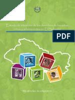 Estado de Situacion de Los Derechos de Las Nna en El Salvador
