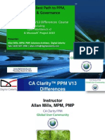 caclarityppmv13differencescourse-120925134408-phpapp01