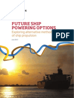 Future Ship Powering Options Report