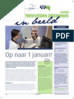 Patiëntenmagazine In Beeld, November 2015