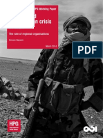 humanitarian crisis in mali