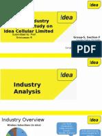 Idea Cellular PPT