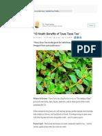 tawa tawa leaves for sale