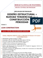 Lean Construction Principal