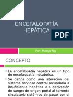 Encefalopatìa Hepàtica