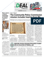 The Real Deal Press • December 2015 • Vol 2 # 9