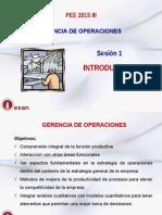 Gestion de Operaciones