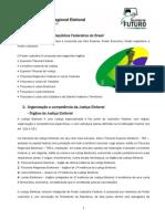 Estrutura Da Justica Eleitoral