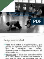 INTRODUCCIÓN Responsabilidad Civil Del Docente