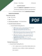 edu 2800 history lesson plan