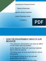 enviornmental and chemical factors