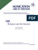 Religio and Internet