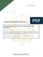 LABORATORIO WINDOWS FORMS .NET – 6