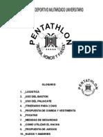 Manual de Campismo del PDMU