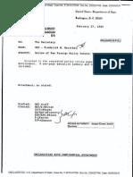Memorandum - Feb. 27, 1989