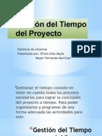gestindeltiempodelproyecto!!