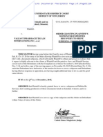 Philidor Expedited Discovery Order