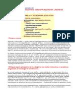 Apuntes Caso 2 Tecnologia Educativa