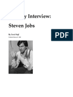 Playboy Interview With Steven Jobs (1985)