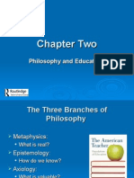 Philosophy Education