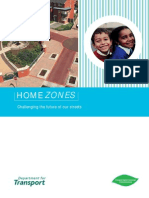 DFT Guidance Home Zones