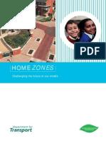 DFT Guidance Home Zones