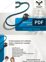 5.1 Semiologia Respiratoria