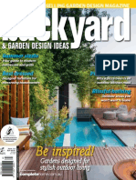 Backyard Garden Design 125