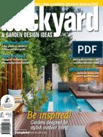 Backyard Garden Design 125