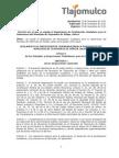 Reglamento de Participación Ciudadana - 23 de noviembre de 2015