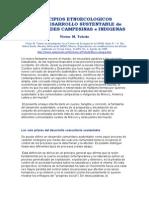 Toledo - Principios Etnoecológicos DS
