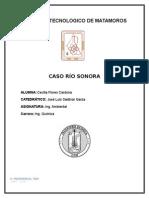 Caso Rio Sonora