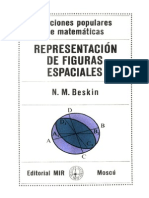 Representacion de Figuras Espaciales [N. M. Beskin]