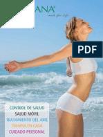 Catalogo Medisana 2015