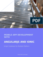 Angularjs Ionic Sample