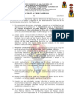 Carta Compromiso. 14docx