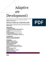 Metodologia ASD
