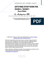Stolyarov C Study Guide