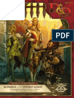 Scourge of the Sword Coast Book