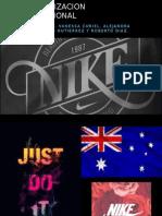 Comercialización Internacional empresa NIKE ....