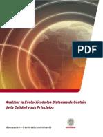UC01 Analizar Evolucion Sistemas Gestion Calidad Principios
