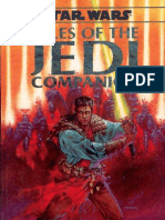 Star Wars Rpg d20 - Tales of the Jedi Companion