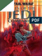 Star Wars Rpg d20 - Tales of the Jedi Companion