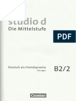 Studio d B2 Kurs- Und Uebungsbuch Loesungen Teilband 2